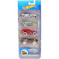 Carrinhos-Hot-Wheels---Pacote-com-5-Carros---HW-Snow-Stormers---Mattel