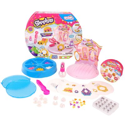 Conjunto de Artes - Beados Shopkins - Fashion Cuties - Multikids
