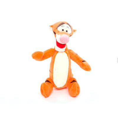 Pelúcia Personagens Disney - 21 CM - Ursinho Pooh - Tigrão - Estrela