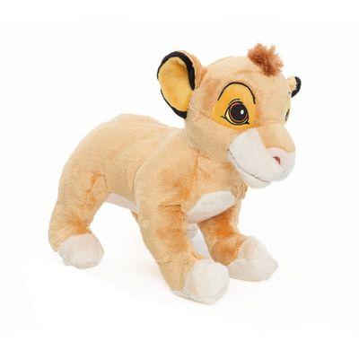 Pelúcia Personagens Disney - 37 CM - O Rei Leão - Simba - Estrela