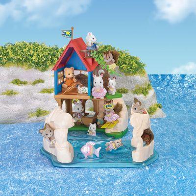 Sylvanian Families - Cabana Secreta - Epoch