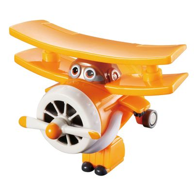 Mini Avião Super Wings - Grand Albert Change'Em Up - Intek