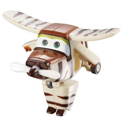 Mini Avião Super Wings - Belo Change'Em Up - Intek