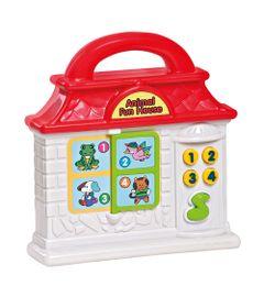 Playset---Bebe-Musical---Animal-Fun-House---Vermelho---Dican