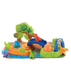 Playset-com-Mini-Figuras---Dino-Soft---Dino-Selva---Dican