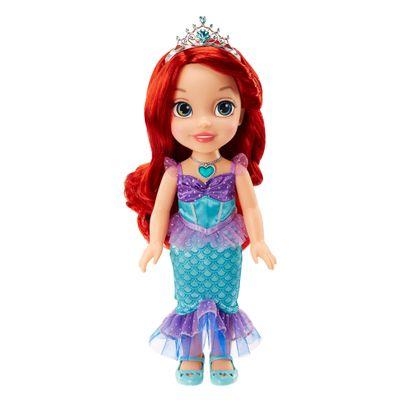 Boneca - Princesas Disney - Ariel que Canta - Sunny