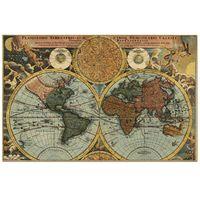 Quebra-Cabeca---2000-Pecas---Conhecendo-o-Mundo-Seculo-XVII---Toyster