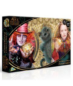 Quebra-Cabeca---250-Pecas---Disney---Alice-no-Pais-das-Maravilhas---Toyster