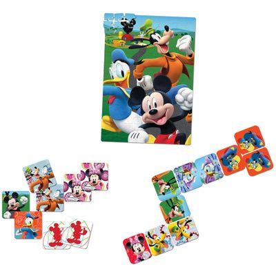 super-kit-quebra-cabeca-domino-e-jogo-da-memoria-disney-a-casa-do-mickey-mouse-toyster