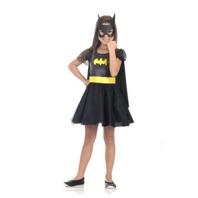 Fantasia Infantil - DC Comics - Batgirl - M - Sulamericana