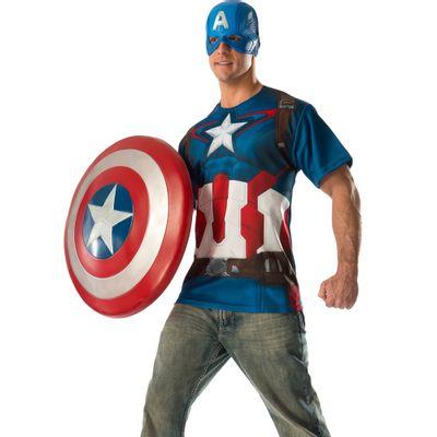 fantasia-adulto-camiseta-casual-capitao-america-marvel-avengers-disney-rubies