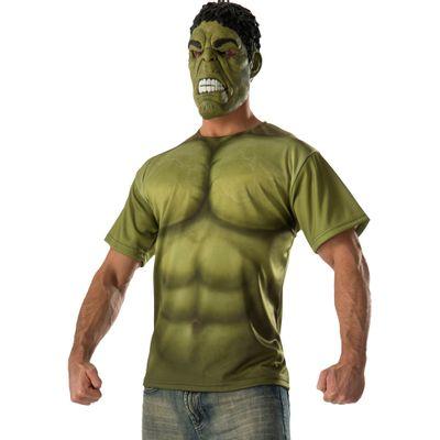 fantasia-adulto-camiseta-casual-hulk-marvel-avengers-disney-rubies