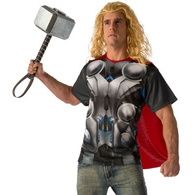 fantasia-adulto-camiseta-casual-thor-marvel-avengers-disney-rubies