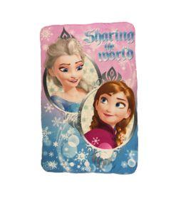 Manta-Estampada-em-Poliester---100-x-150-CM---Disney---Frozen---DTC