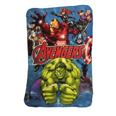 Manta Estampada em Poliéster - 100 x 150 CM - Disney - Marvel Avengers - A Era de Ultron - DTC