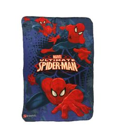 Manta-Estampada-em-Poliester---100-x-150-CM---Disney---Marvel---Ultimate-Spider-Man---DTC