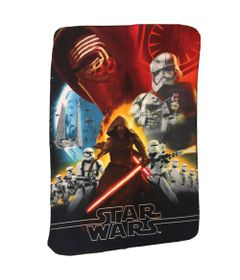 Manta-Estampada-em-Poliester---100-x-150-CM---Disney---Star-Wars-Episodio-VII---DTC