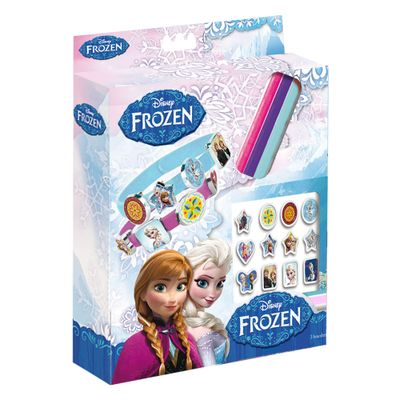 Conjunto-de-Pulseiras---Disney---Frozen---New-Toys
