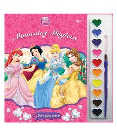 Livro-Disney---Colecao-Aquarela---Princesas-Disney---DCL