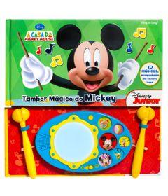 Livro-e-Tambor-Magico-Disney---Mickey-Mouse---DCL
