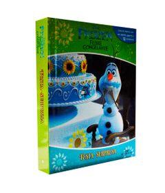 Livro-Disney---Frozen---Febre-Congelante---Festa-Surpresa---Melhoramentos