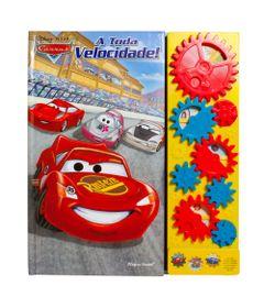 Livro-Musical-Disney---Carros---A-Toda-Velocidade---DCL