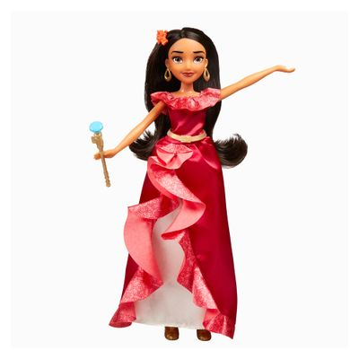 Boneca Princesas Disney - Elena de Avalor - Luxo - Hasbro