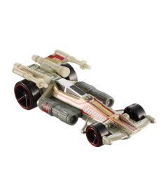 Carro-Nave---Star-Wars---X-Wing-Fighter---Hot-Wheel---Bege---Mattel-DPV24-frente