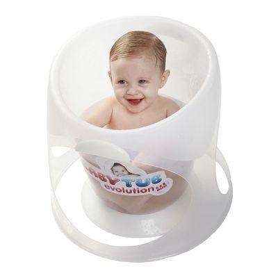 Banheira Babytub Evolution - Branco - Baby Tub