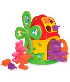 casa-moinho-smoby-baby-vermelho-e-laranja-gullliver-5014_Frente