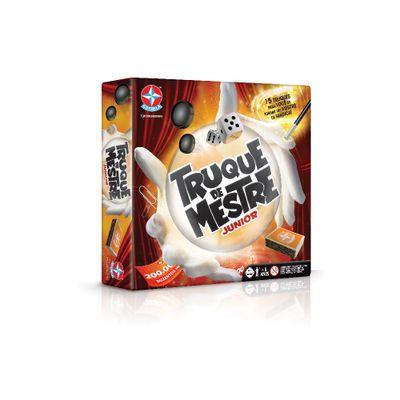 Conjunto de Mágicas - Truque de Mestre Junior - Estrela