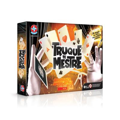 Conjunto de Mágicas - Truque de Mestre - Estrela