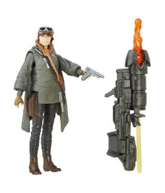 Figura-Articulada---Star-Wars---10-cm---Rogue-One---Jyn-Erso-Eadu---Disney---Hasbro