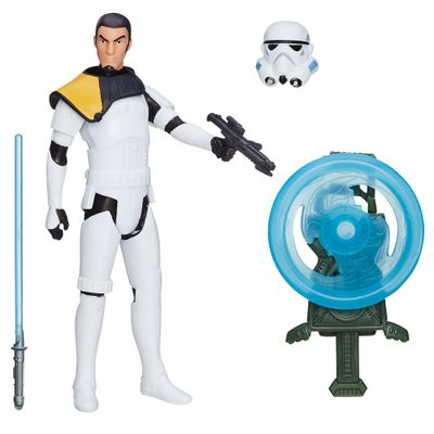 Figura-Articulada---Star-Wars---10-cm---Rogue-One---Kanan-Jarrus-Stomtrooper---Disney---Hasbro