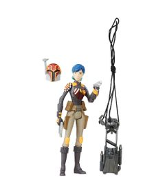 Figura-Articulada---Star-Wars---10-cm---Rogue-One---Sabine-Wren---Disney---Hasbro