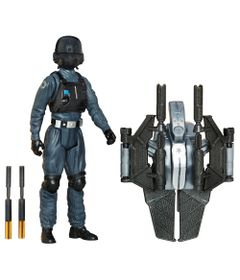 Figura-Articulada---Star-Wars---10-cm---Rogue-One---Imperial-Ground-Crew---Disney---Hasbro