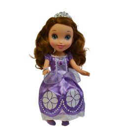 Boneca-em-Vinil---15-CM---Disney-Princesas---Princesinha-Sofia---Sunny