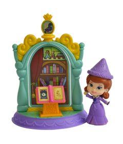 Playset-e-Boneca---7-CM---Disney-Princesas---Princesinha-Sofia---Laboratorio-Magico---Sunny
