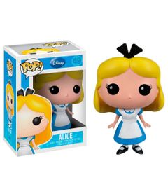 Figura-Colecionavel---Funko-POP---Disney---Alice-no-Pais-das-Maravilhas---Funko