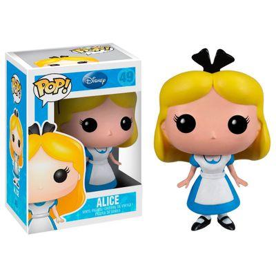 Figura Colecionável - Funko POP - Disney - Alice no País das Maravilhas - Funko