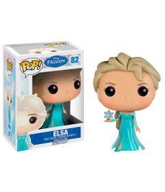 Figura-Colecionavel---Funko-POP---Disney---Frozen---Rainha-Elsa---Funko