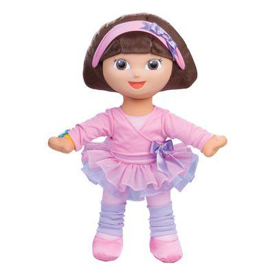 Boneca Dora Bailarina - Dora a Aventureira - Multibrink