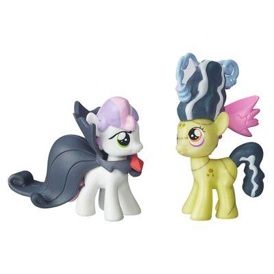 Figura My Little Poney - Sweetie Belle e Apple Bloom - Hasbro