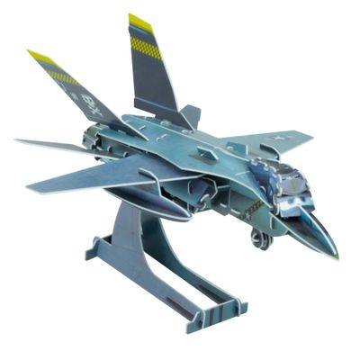 Quebra-Cabeça 3D - Disney - Aviões - Bravo - DTC
