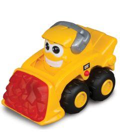Veiculo-com-Luzes-e-Sons---Glow-Machine---CAT-Escavadeira---DTC