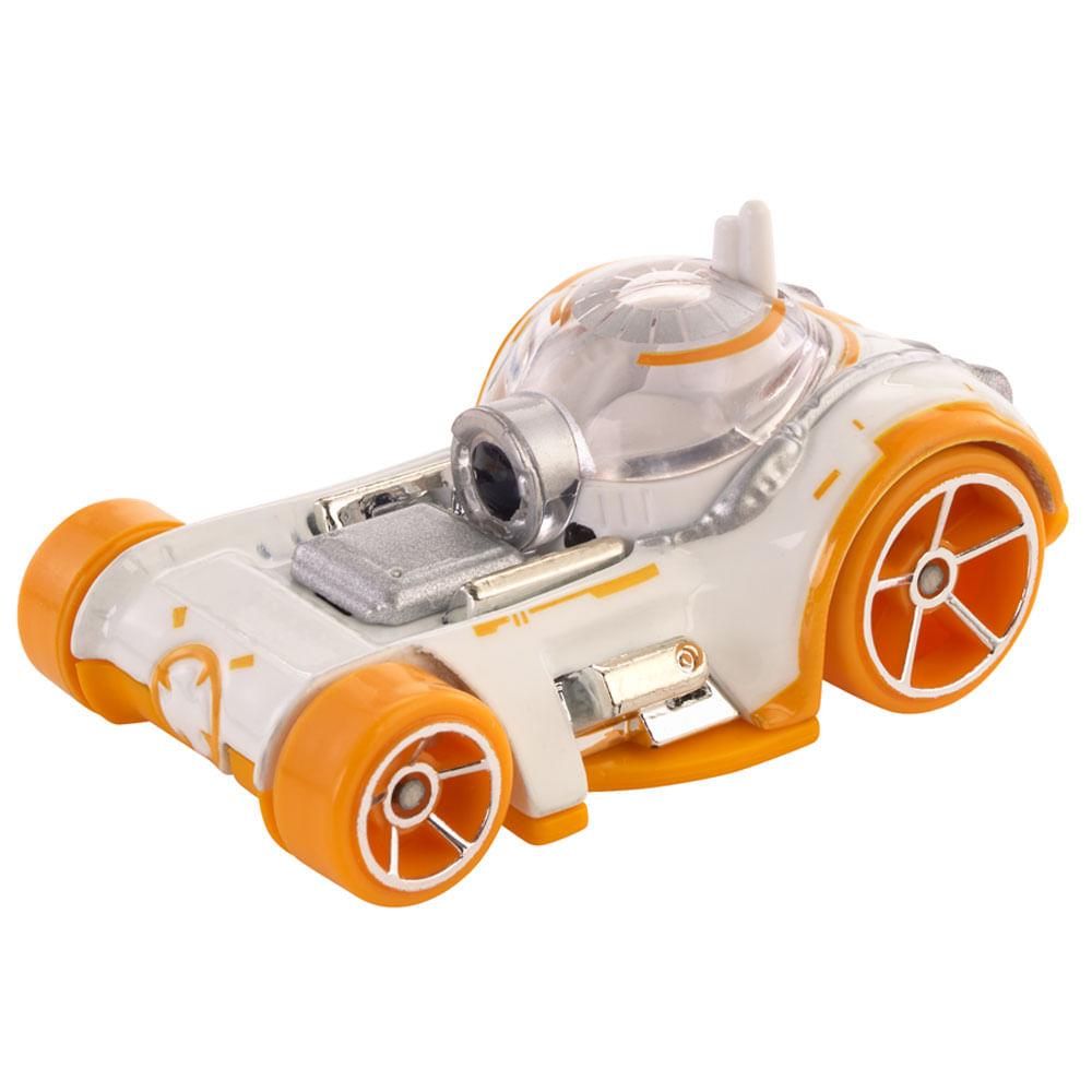 Carro Hot Wheels - Star Wars - Rogue One - BB - 8 - Mattel
