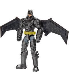 Figura-Articulada-com-Mecanismos---DC-Heroes---Batman-Vs-Superman---A-Origem-da-Justica---Batman-com-Armadura-30cm---Mattel