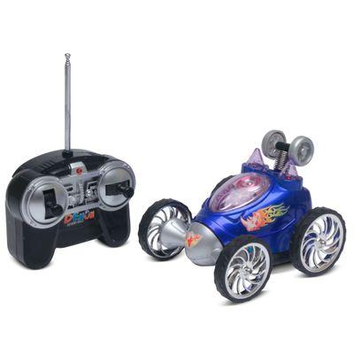 Carrinho de Controle Remoto - RC Turbo Twist - Azul - DTC