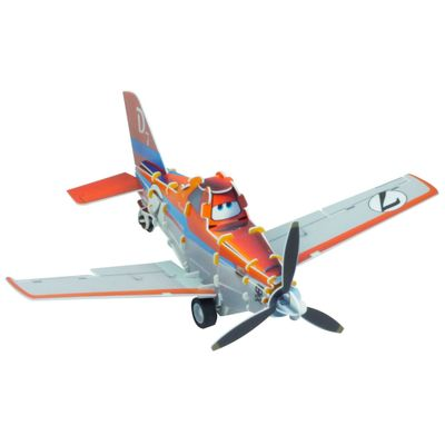 Quebra-Cabeça 3D - Disney - Aviões - Dusty - DTC