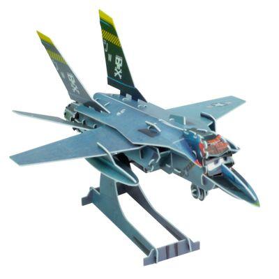 Quebra-Cabeça 3D - Disney - Aviões - Echo - DTC